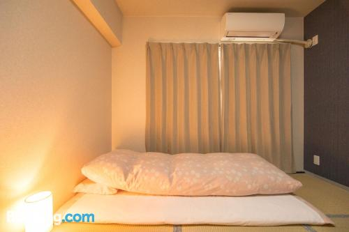 Apartamento acogedor de dos dormitorios en Kioto