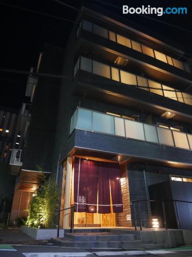 Apartamento de 30m2 en Fukuoka. ¡Wifi!