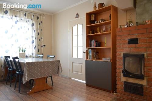 Apartment in Narva for six or more