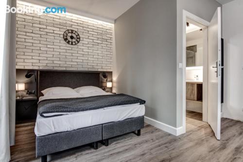 Bonito apartamento con conexión a internet