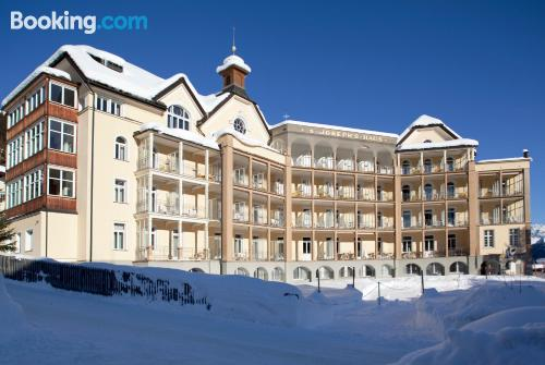 Apartamento en miniatura en Davos