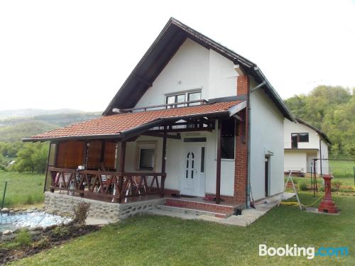 Apartment in Mokra Gora with heating