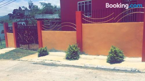 Apartment in Spanish Town ideal for 2 people