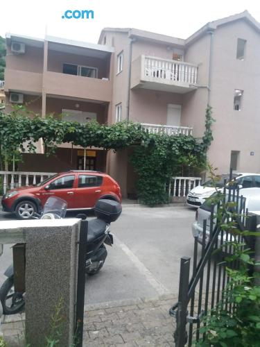 Place in Budva with wifi