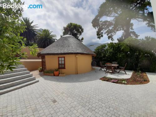 Apartment for 2 people in Cape Town. Ideal!.