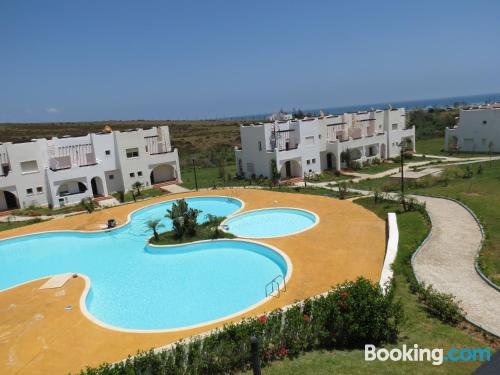 Apartment for 6 or more in Fnidek with terrace and pool.