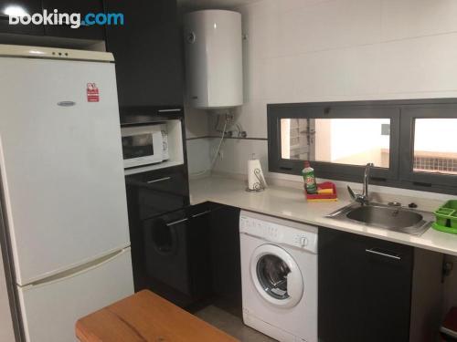 Apartamento con wifi y aire acondicionado