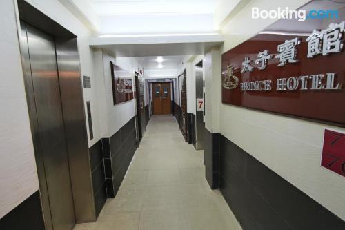 Apartamento acogedor en Hong Kong