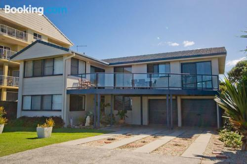 Home in Yamba. Great for groups