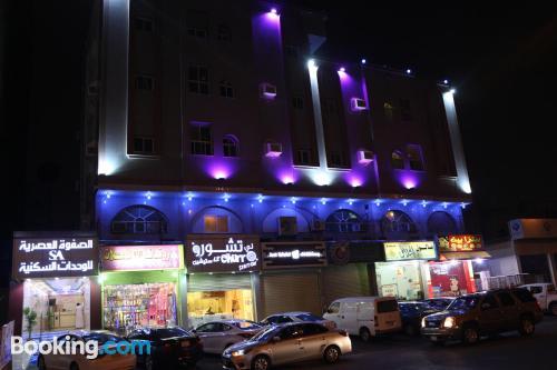 Perfecto, dos dormitorios en Jeddah