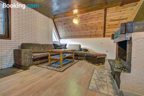 Sleep in Jahorina with two rooms.