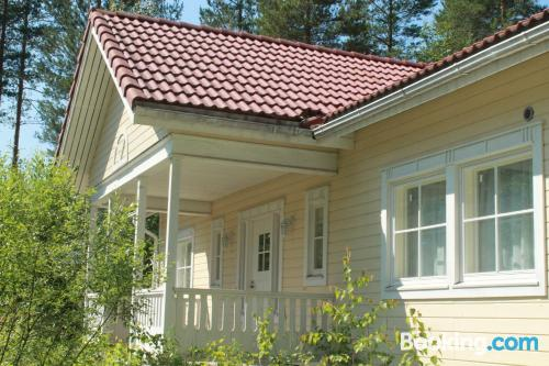 Place in Enonkoski for families