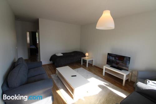 2 rooms apartment in Lovisa.