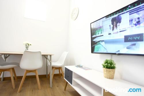 2 bedroom apartment in Hospitalet de Llobregat with internet