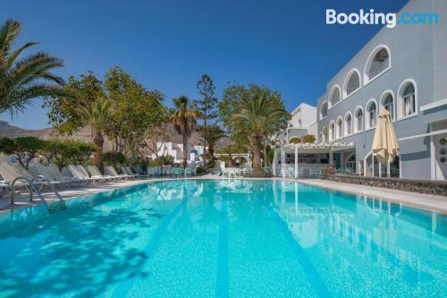 Apartment in amazing location with swimming pool