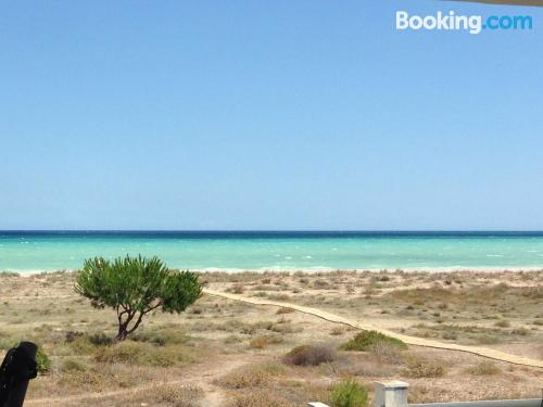 Two room place. Sagunto calling!