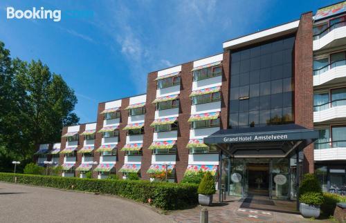 Apartment in Amstelveen. Terrace!