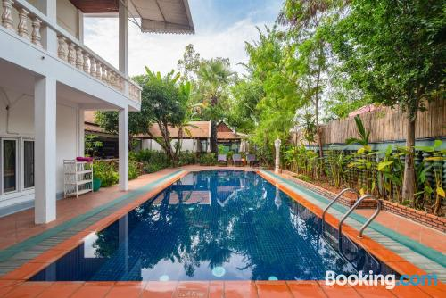 Apartment in Siem Reap with air