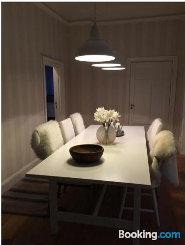 Buena zona en Estocolmo de apartamento de una habitación.
