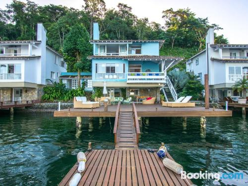 Home in Angra Dos Reis with pool.