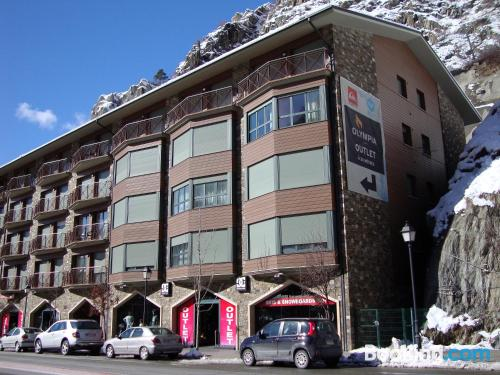 Apartment in Canillo. Good choice!