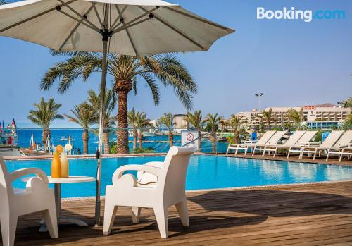 Swimming pool and internet apartment in Eilat. For 2