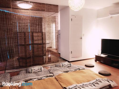 One bedroom apartment apartment in Osaka. Good choice!.