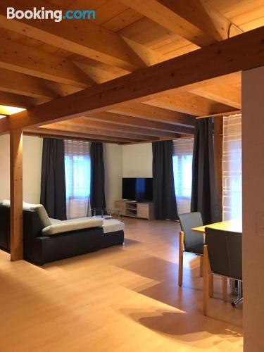 Espacioso apartamento de tres dormitorios en Interlaken
