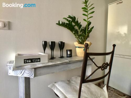 Meraviglioso appartamento con una stanza. Beausoleil ai vostri piedi!