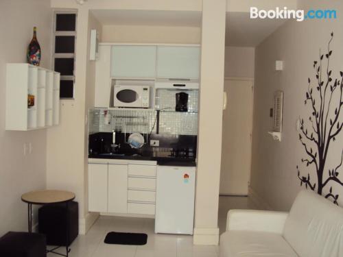 Little apartment in Rio de Janeiro. Wifi!.
