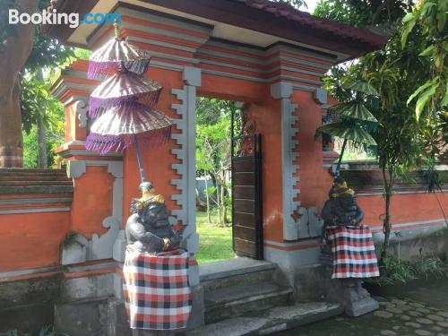 Place in Klungkung with terrace
