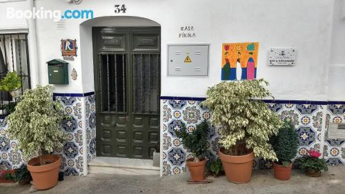Apartamento en Cómpeta, bien ubicado