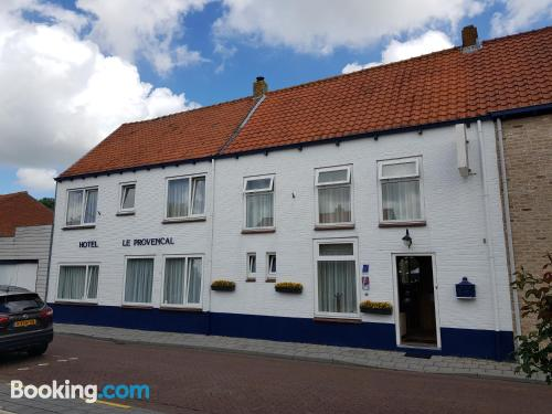 Apartment for 2 in Sluis with terrace
