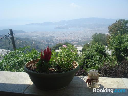 Best location in Makrinítsa with terrace