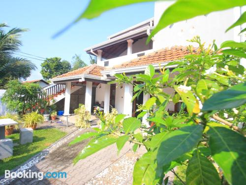 Apartment for two people in Negombo with wifi.
