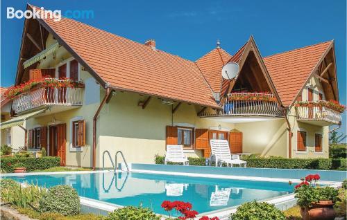 Apartamento en Balatonmáriafürdő. ¡45m2!.