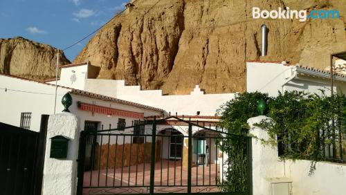 Apartment in Guadix. Ideal for couples!