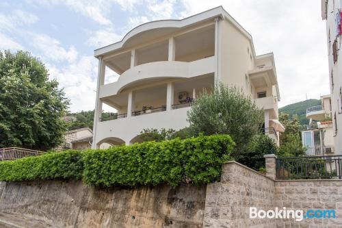 Kid friendly apartment with terrace!.
