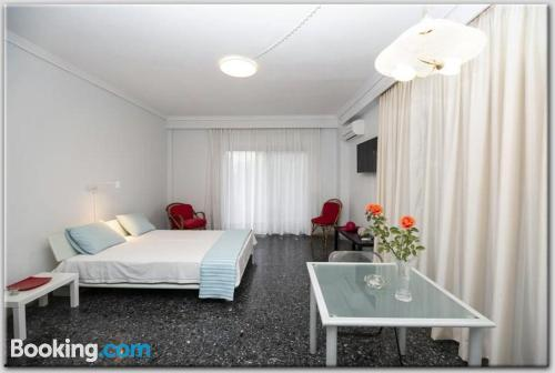 Two room apartment with wifi and terrace