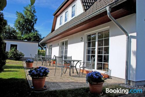 Apartamento con terraza en Middelhagen