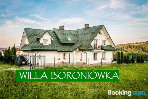 Apartamento de una habitación pet friendly en Falsztyn