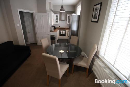 Great one bedroom apartment in center