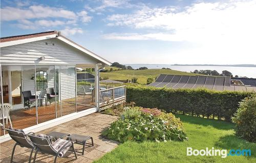 Home in Aabenraa. Ideal for 6 or more