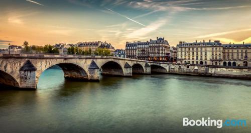 Home in Parisin amazing location.