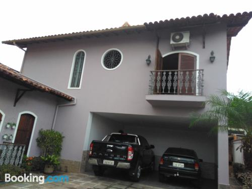 Swimming pool and internet home in Rio de Janeiro for 2