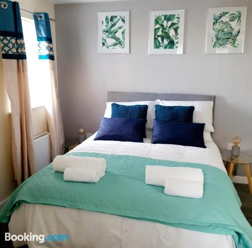 Apartment with internet in Stockton-on-Tees.