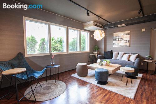 Apartamento de 49m2 en Otaru con internet.