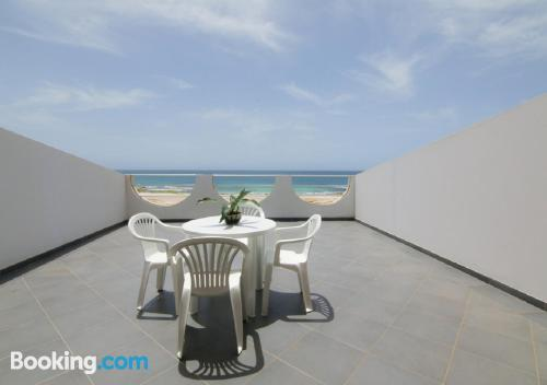 Apartment in Sal Rei. Enjoy your terrace