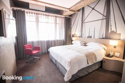 Appartamento con Internet e terrazza, per coppie