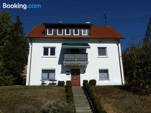Home in Aalen. Great for two!